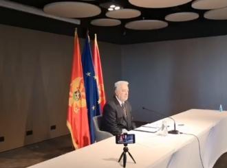Krivokapić saopštio prijedlog sastava Vlade Crne Gore