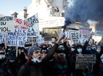 Masovni protesti u Francuskoj zbog zakona o snimanju policije