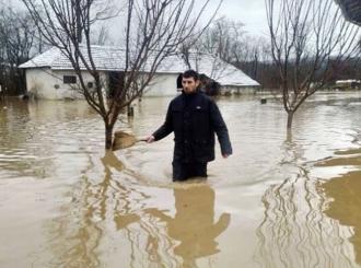 Poplave u Srbiji: Evakuisano 85 osoba, vanredna situacija u 12 lokalnih samouprava