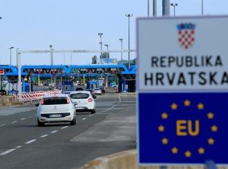 Hrvatska pooštrila uslove za prelazak granice