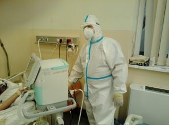 Na liječenju u kovid bolnicama u Bijeljini 70 bolesnika