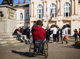 Jović: Zgrada Gradske uprave Bijeljina mora da ima prilaz za lica sa invaliditetom