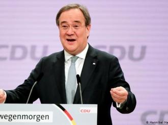 Merkelova dobila nasljednika: Armin Lašet novi šef CDU
