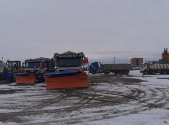 Semberija: Saobraćajnice očišćene od snijega i bez poledice