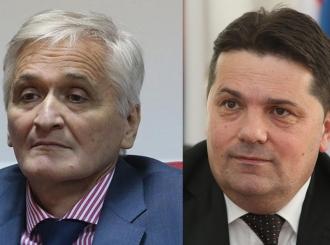 Mediji: Stevandić i Špirić hospitalizovani na UKC RS