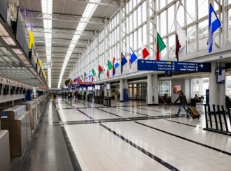 Tri meseca živeo na čikaškom aerodromu jer se plašio da leti zbog kovida