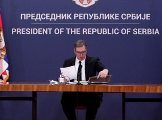 Vučić: Pokušaćemo da napravimo fabriku vakcina u Srbiji