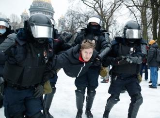 Ruska policija uhapsila više stotina pristalica Navaljnog