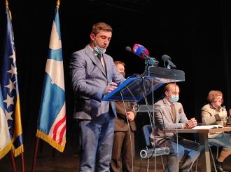 Ekspoze gradonačelnika Petrovića: Reformisaću gradsku upravu