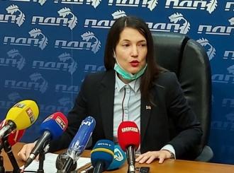 """Trivićeva: """"Ne vjerujem u iskrene namjere Dodika"""""""