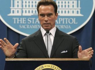 Arnold Schwarzenegger želi postati predsjednik EU