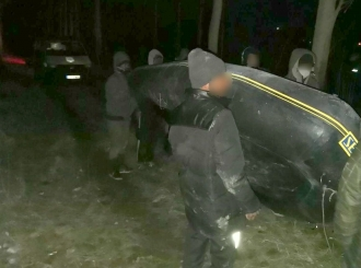 Uhapšeni zbog krijumčarenja migranata preko Drine