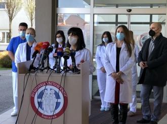 Do sada najveći broj hospitalizovanih u bijeljinskim kovid bolnicama