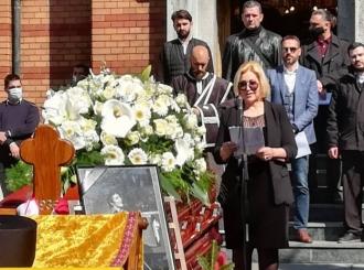 Porodica i prijatelji ispratili Tozovca na večni počinak