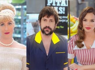 Severina, Hristina Popović i Goran Bogdan u spotu Magazina BUKA protiv govora mržnje – Hejt, SLOVEni, još ste živi?