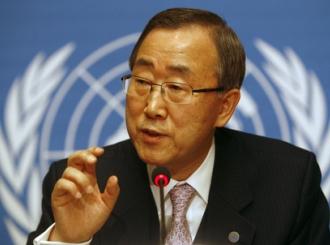 Ban Ki Mun sa Medvedevom o Libiji i drugim krizama