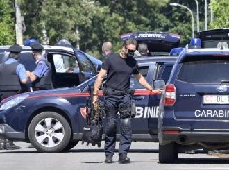 U pucnjavi kod Rima, ubijena dva dečaka i stariji muškarac