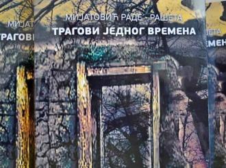 """Promovisana knjiga """"Tragovi jednog vremena"""""""