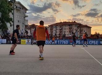 Fuca iz bloka: Večeras polufinale i finale turnira