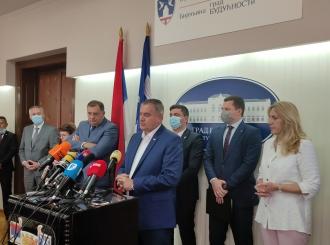 Višković: Vlada će i dalje pomagati Bijeljinu