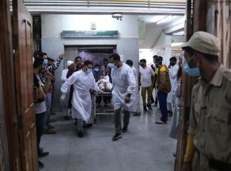 Kamion udario u grupu radnika: Poginulo 18 ljudi, 24 povrijeđeno