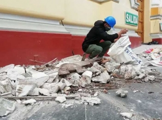 Snažan zemljotres pogodio Peru, povrijeđeno više od 40 ljudi