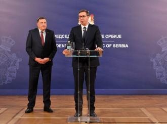 U srijedu sastanak Vučića s liderima Republike Srpske