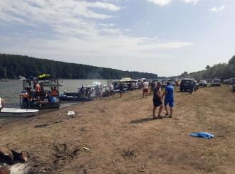 Savska regata: Trasu od 25 kilometara prešlo 220 plovila