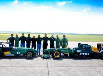 Team Lotus kupio Caterham!