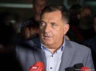 Dodik: Pripremljen novac za plate Srbima u zajedničkim institucijama