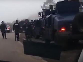 Na Jarinju i Brnjaku raspoređene specijalne jedinice Rosu