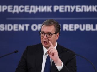 Vučić: Znali smo šta Priština planira, ovo je jedan od najtežih dana