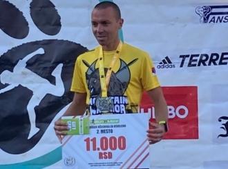 Ugljevičanin Mladen Stevanović drugoplasirani na trci sa preprekama Tribalion Challenge