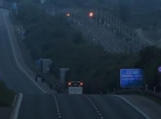 Kraj drame u Lastinom autobusu u Njemačkoj, napadač priveden