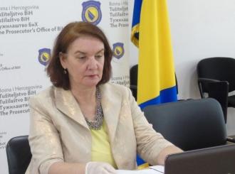 Potvrđena smjena glavnog tužioca Tužilaštva BiH Gordane Tadić