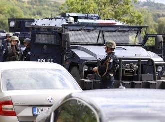 Nastavljen protest na Kosovu, prelazak moguć jedino pješice