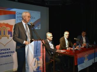 Šarović: Podržaćemo vraćanje prenesenih nadležnosti na Srpsku