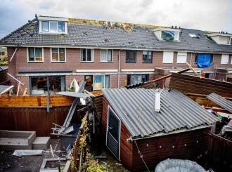 Evropu pogodilo snažno nevrijeme: Pola miliona kuća bez struje, stali i vozovi