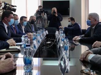 """Borenović o sastanku u Bijeljini """"Dodik zaboravlja da je on u vlasti sa Džaferovićem"""""""