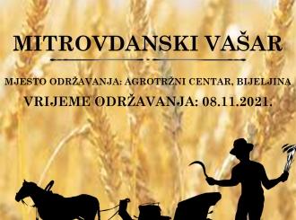 Tradicionalni Mitrovdanski vašar na ATC-u