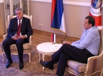 Dodik: Spreman sam na saradnju sa Nikolićem