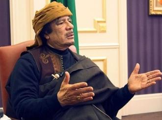 Identifikovan Gadafijev novac na računima u Švajcarskoj
