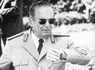 31. godišnjica Titove smrti
