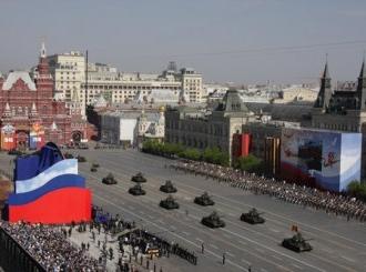 Obeležen Dan pobede u Moskvi