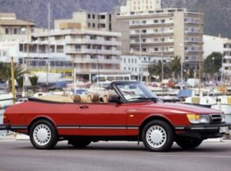 25 godina Saab Cabria