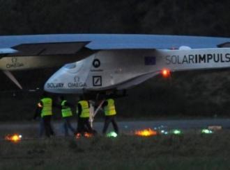 Avion na solarni pogon sleteo u Brisel posle uspešnog leta