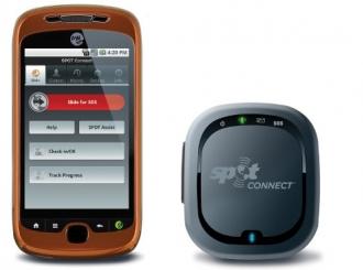 Spot Connect šalje podatke o lokaciji čak i s mesta koja nemaju signal