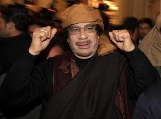 Hag traži optužnicu za Gadafija