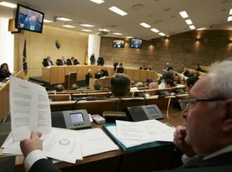 Delegatima i savjetnicima u Domu naroda FBiH smanjene naknade