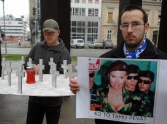 Protesti u Osijeku zbog Lepe Brene